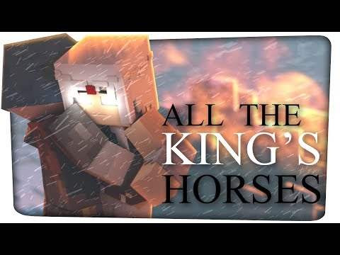 "NEW!! ♪""All The King's Horses"" - A Minecraft Original Music Video - Trilogy Special!! ♪ HD"