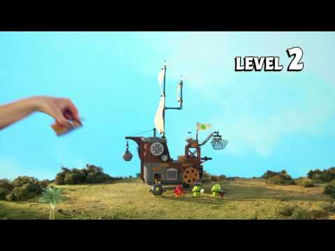 LEGO The Angry Birds Movie - Challenge 1 Level 1