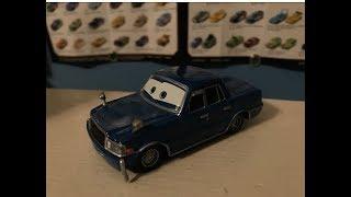 Disney Cars Ito San Review (Mater Monday!)