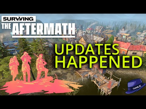 UPDATES ARE HAPPENING! - Surviving The Aftermath Gameplay - 03 - Let's Play Walkthrough