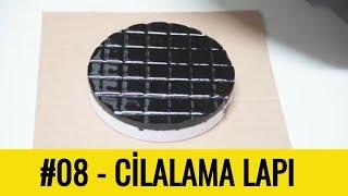 #08 - Cilalama Lapı Hazırlama || TELESKOPHANE