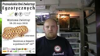 Poznańskie Dni Zwierząt Egzotycznych 2018