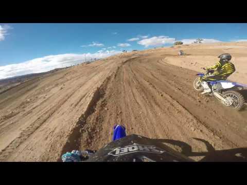 2017 Yz250F Competitive Edge Hillside Track