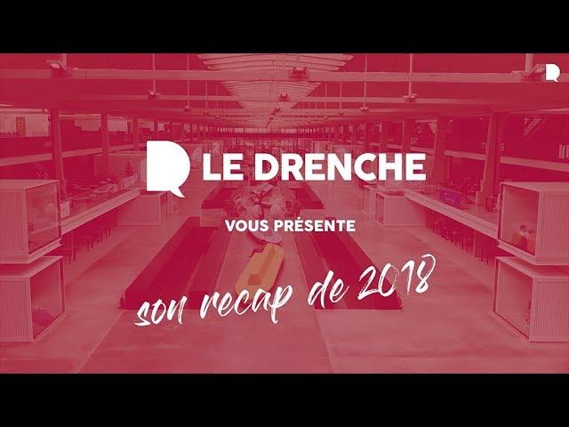L'année 2018 au Drenche