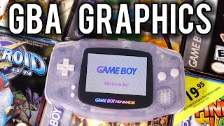 How Graphics worked on the Nintendo Game Boy Advance | MVG