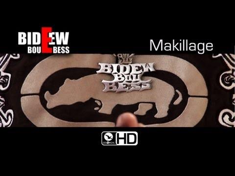 Bideew Bou Bess  MAKILLAGE  Clip Officiel