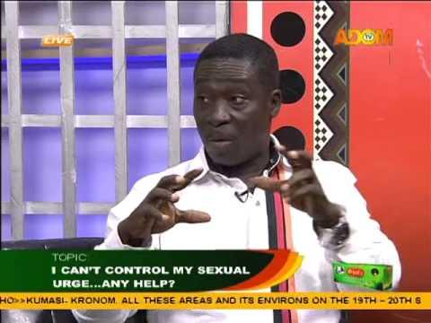I can't control my sexual urge - Afisem (19-9-14)