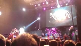 Nightwish (live) Last Ride of the Day @Bogotá 10 Octubre 2015