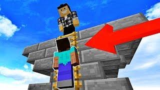 PERSONNE NE PEUT VOIR MON PIÈGE ! | Minecraft