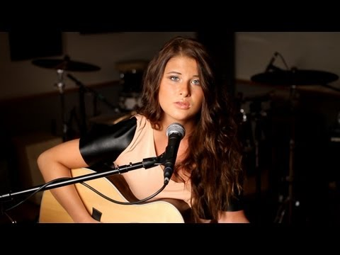 Bones - Ginny Blackmore - Acoustic Cover by Savannah Outen