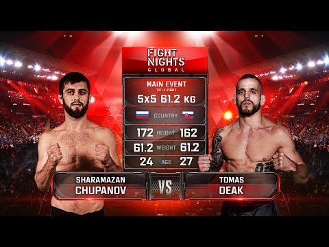 Sharamazan Chupanov vs.