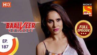 Baalveer Returns - Ep 187  - Full Episode - 9th September 2020