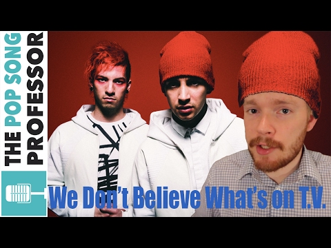 Twenty One Pilots - We Don't Believe What's On T.V. | Song Lyrics Meaning Explanation