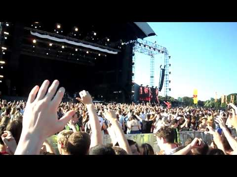 Young Wild and Free SNOOP DOGG (Phoenix Park Dublin 07/07/12)