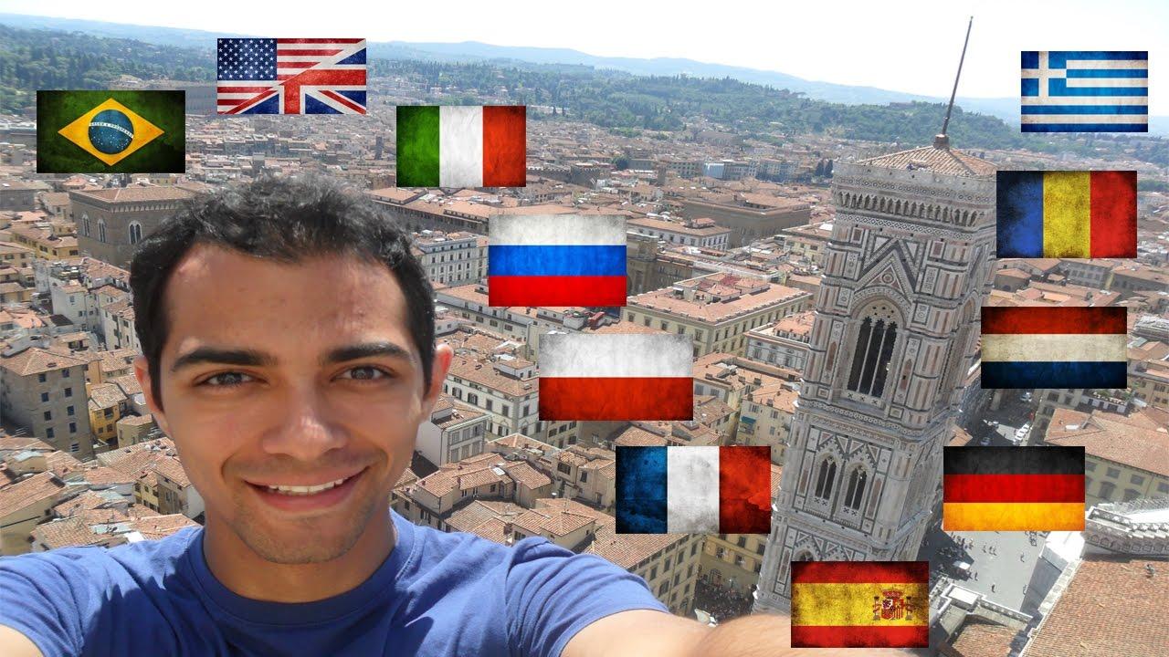 Brazilian Polyglot Speaking 11 Languages Subtitled Youtube
