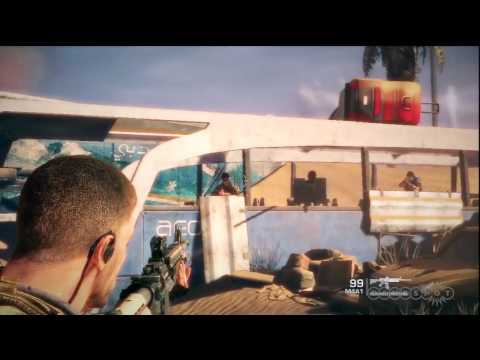 Carpool - Spec Ops: The Line Gameplay (PS3)