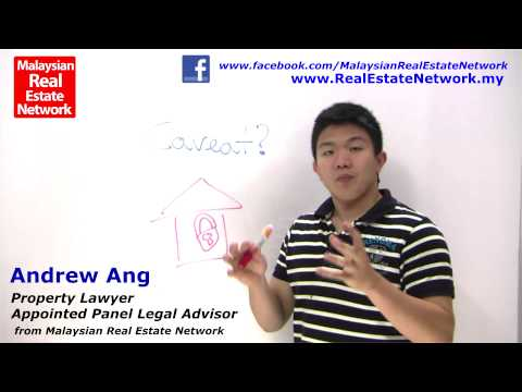 Property Investment Malaysia Legal Tips No 27 - Caveat