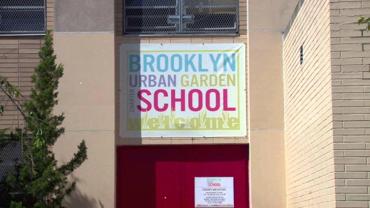 Wonderful M.S. 758 Brooklyn Urban Garden Charter School