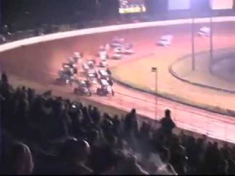 West Virginia Motor Speedway Sprint Car Finale 7-10-10