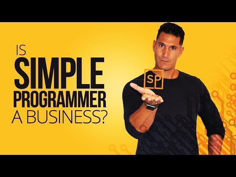 Is Simple Programmer A Business?