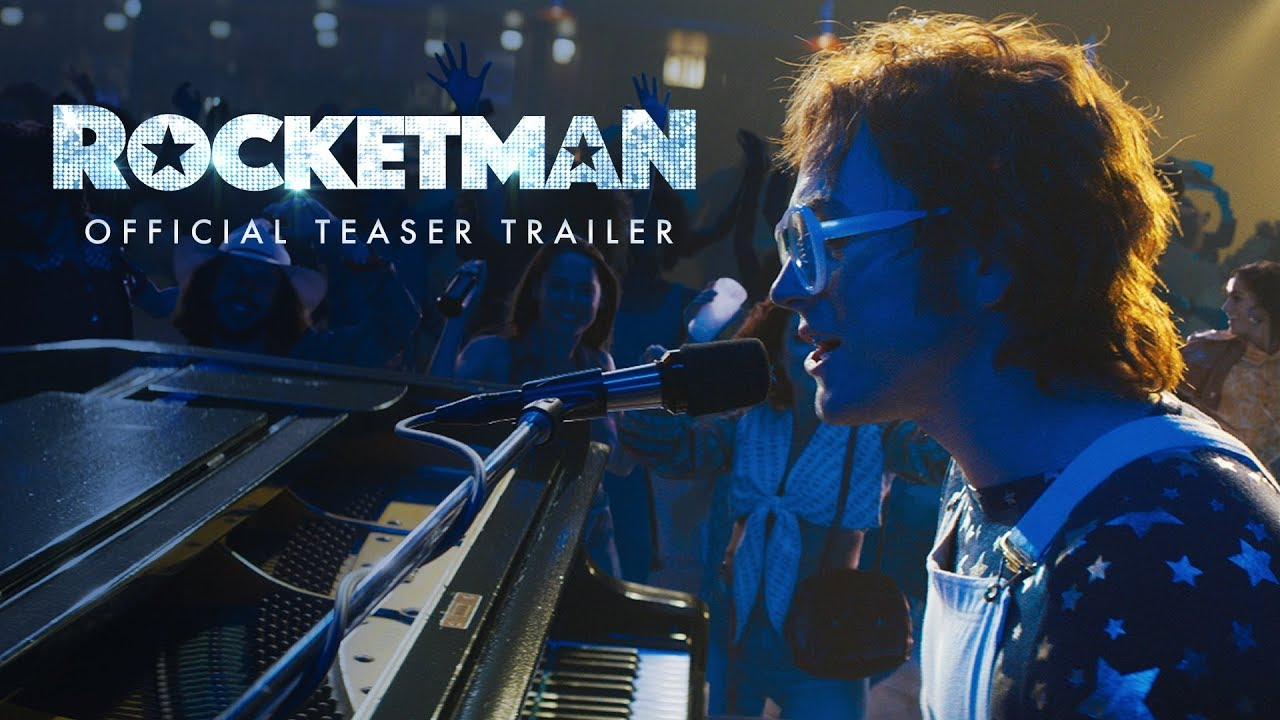 Rocketman Online Movie Trailer