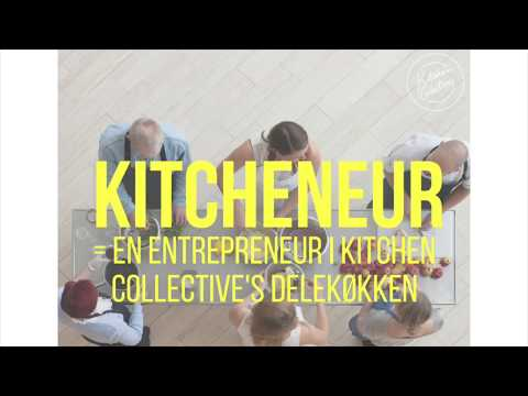South Baltic FOODINNO: Presentation on Kitchen Collective - an incubator for food startups