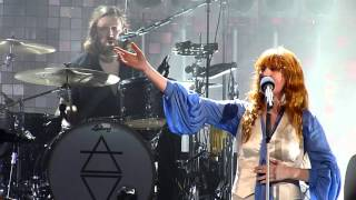 florence the machine all you need is love cover znith paris 22 12 15