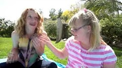 Down Syndrome Association Siblings Video