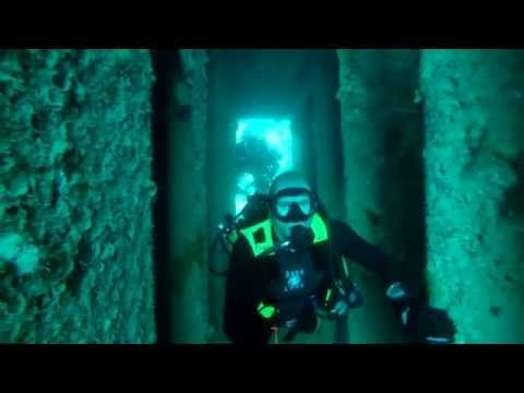 Alfreton Divers - Red Sea Wrecks 2014