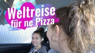 Wegen ConCrafter Pizza eine Weltreise machen / 17.10.17 / MAGIXTHING