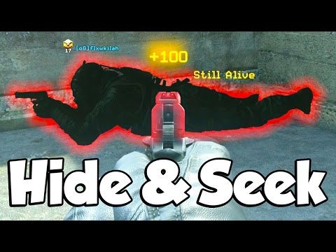HIDE AND SEEK! (Call of Duty Mike Myers)