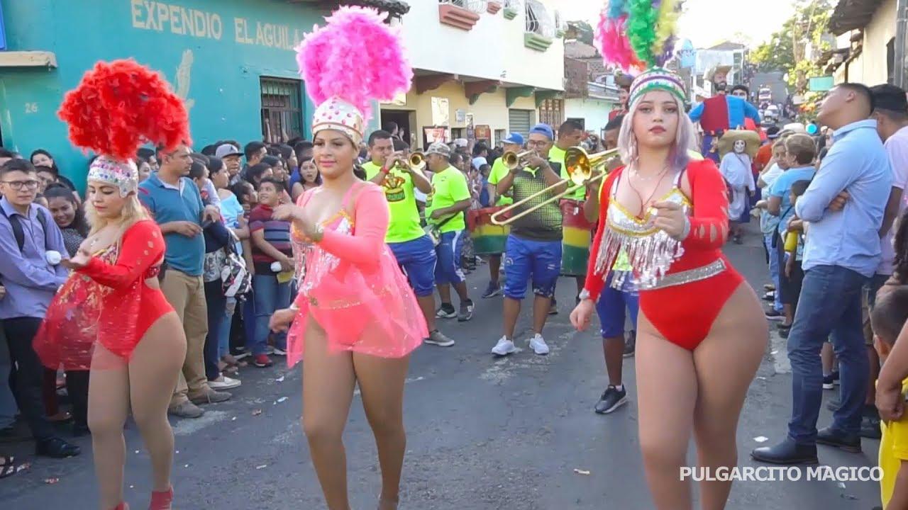 Download Desfile del Correo Sensuntepeque 2019