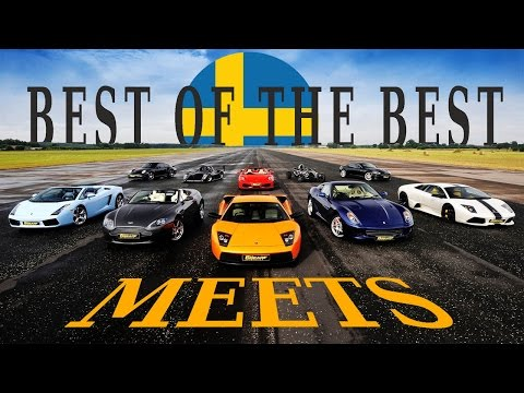 Sport CARS meets | Barkarby Bilträff 2017 | stockholm