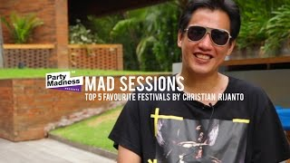 5 Festival Favorit Christian Rijanto | Party Madness
