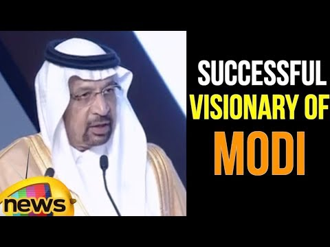 Khalid A. Al-Falih Speaks At The 16th International Energy Forum | New Delhi | Mango News