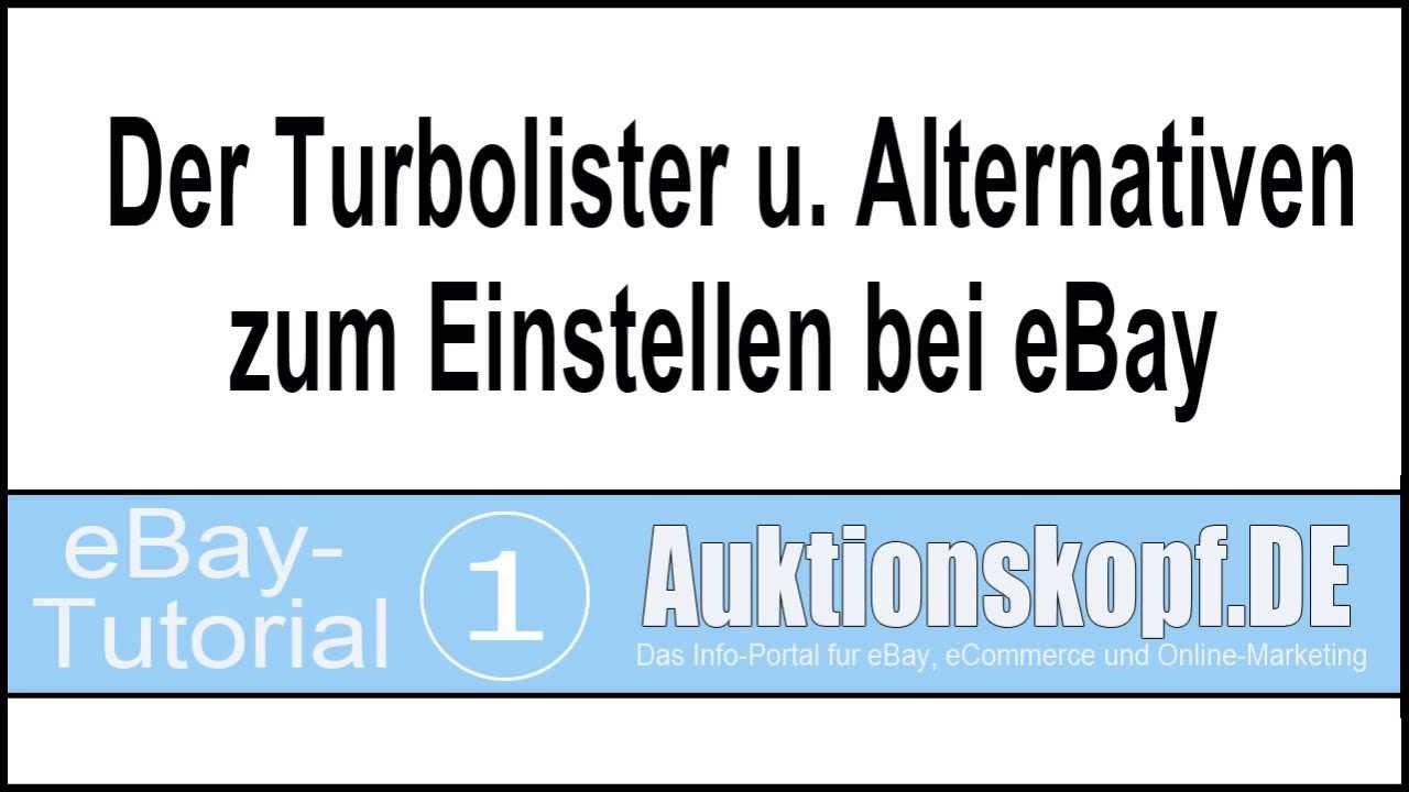 Erfreut Turbo Lister Vorlagen Kostenlos Galerie - Beispiel ...