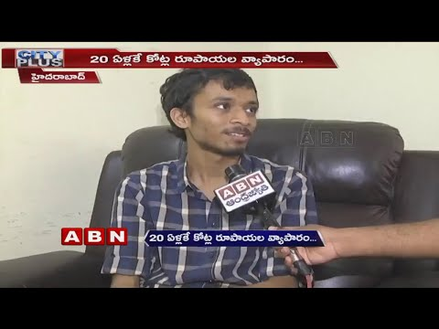20 years old man earned crores in Business | Special Story on Savart CEO Sankarsh | Hyderabad