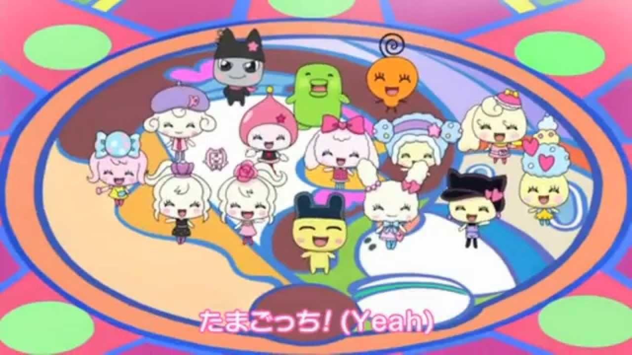 ふきっち hitomi の「GO-GO たまごっち!」 (Google Play • iTune