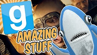 Gmod Amazing Stuff - Mad Max (Garrys Mod Sandbox Funny Moments)