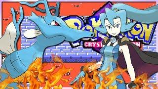Pokémon Kristall [Blind Nuzlocke] #25 Drachen Arenaleiterin Sandra!