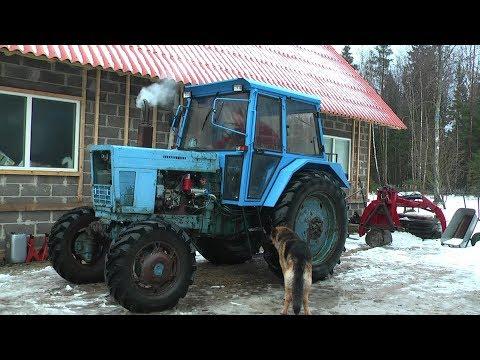 Belarus MTZ-82 restoration project. Part 14 | Adjusting Valves
