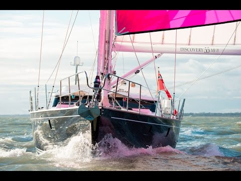 """""""Discovery Yachts"""": Luxury sailing  yachts"""
