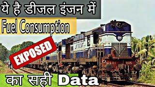 ये है सच्चाई ट्रेन में तेल के खपत की | Facts About Indian Railway| Unsolved Mysteries