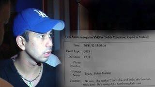 Dugaan percakapan sms Yuni Shara dengan Polisi - Intens 8 Maret 2013 Mp3