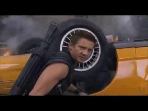 Fight Song - Hawkeye