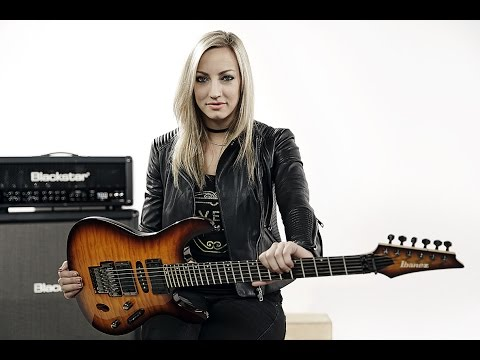Anne Erickson - Nita Strauss of Alice Cooper's Band on Her Journey Doing a Solo Album