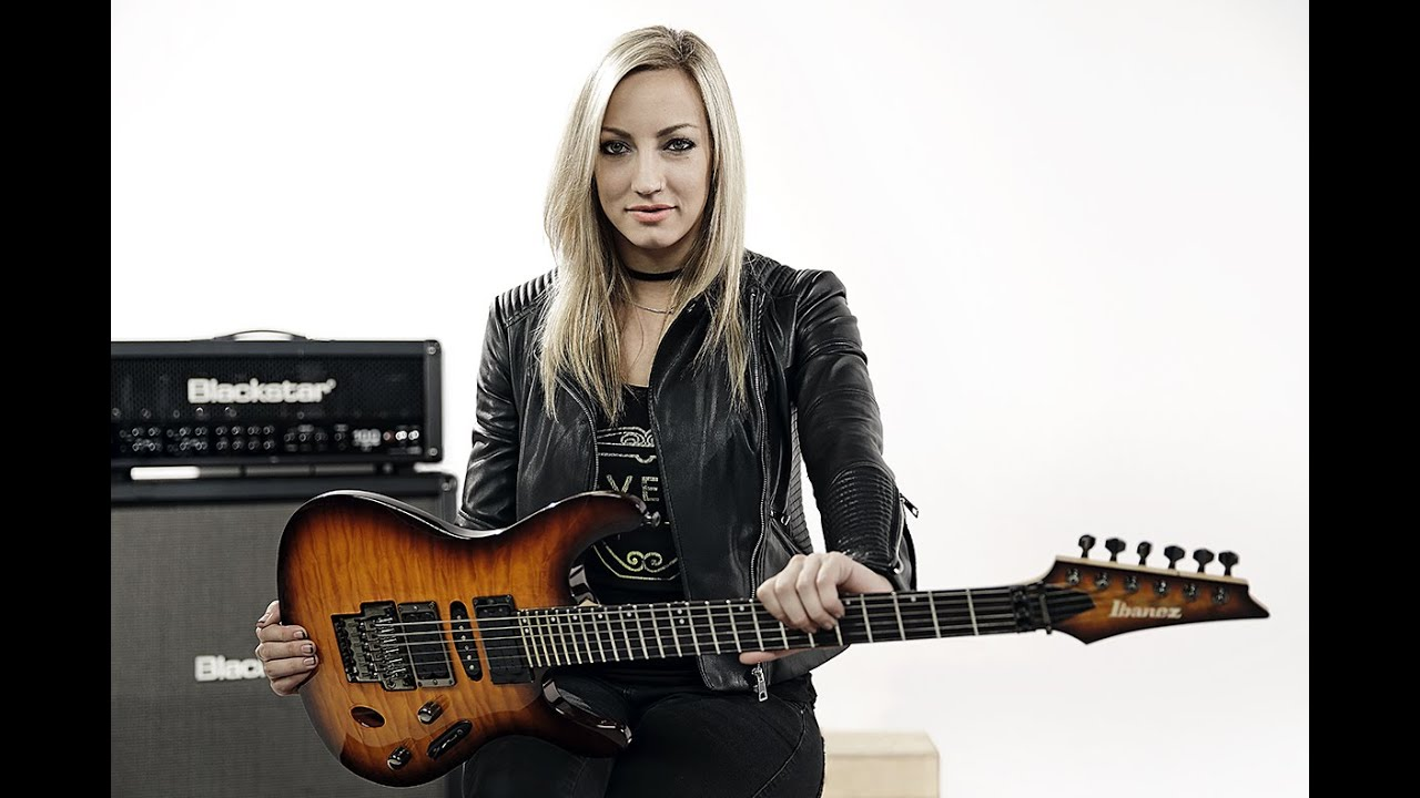 Nita Strauss Guitar Power Youtube