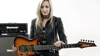 Guitar Power 2015 ep 2. featuring Nita Strauss