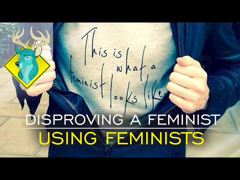 TL;DR -  Disproving a Feminist Using Feminists