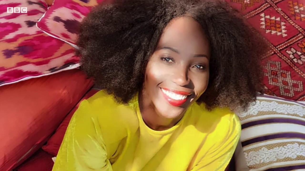 Adama Paris | icône de la mode Africaine *** BBC Afrique